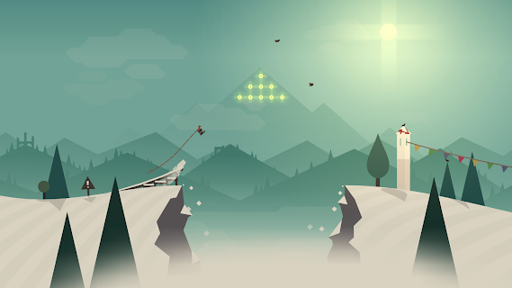 Screenshot 1: Alto's Adventure