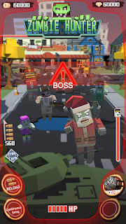 Screenshot 3: Zombie Attack: Last Fortress