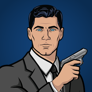 Icon: Archer: Danger Phone