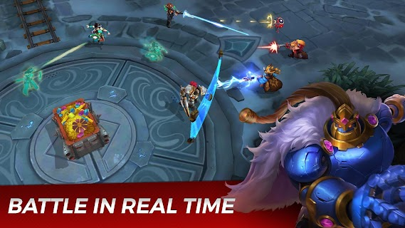 Screenshot 3: Paladins Strike