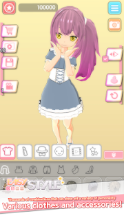 Screenshot 2: Easy Style - Dress Up Game