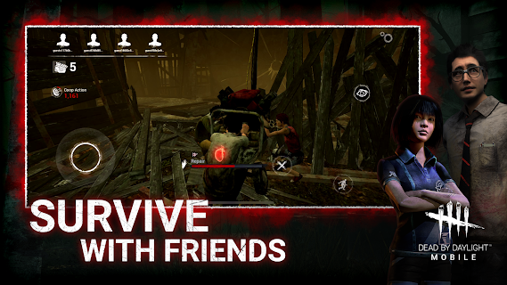 Screenshot 3: Dead by Daylight Mobile