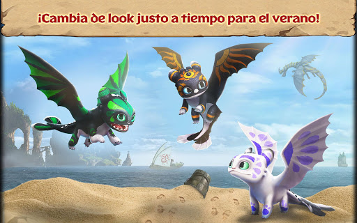 Screenshot 3: Dragones: El resurgir de Mema
