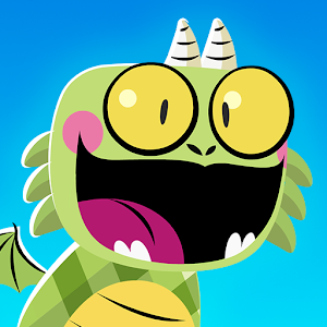 Icon: Dragon Up: Idle Adventure - Hatch Eggs Get Dragons