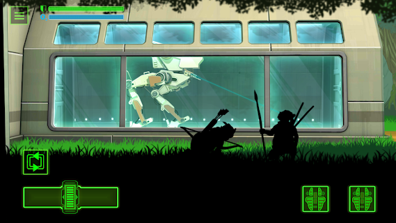 Screenshot 1: BE-A Walker DEMO