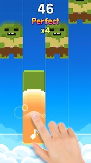 Screenshot 4: Pixel Tiles 3: Pixel your world