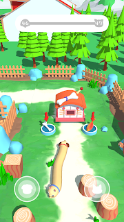 Screenshot 2: 貓與狗3D