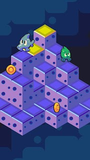 Screenshot 4: Q*bert
