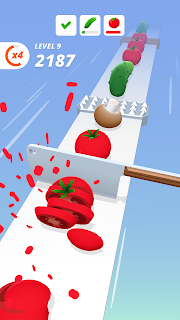 Screenshot 4: Perfect Slices