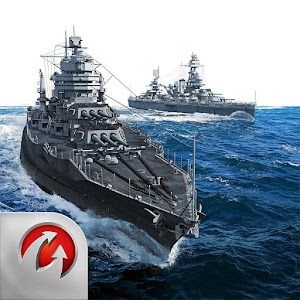 Icon: World of Warships Blitz: Gunship Action War Game