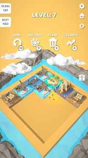 Screenshot 3: World of 2048