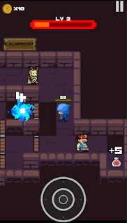 Screenshot 4: Gambit Dungeon:Pixel Card Game