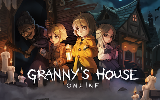 Screenshot 1: Granny's house