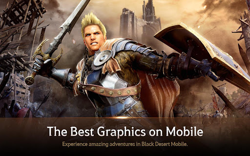 Screenshot 1: Black Desert Mobile | Global