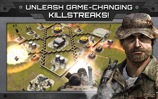 Screenshot 1: Call of Duty®: Heroes