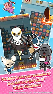 Screenshot 4: Aggretsuko : the short timer strikes back