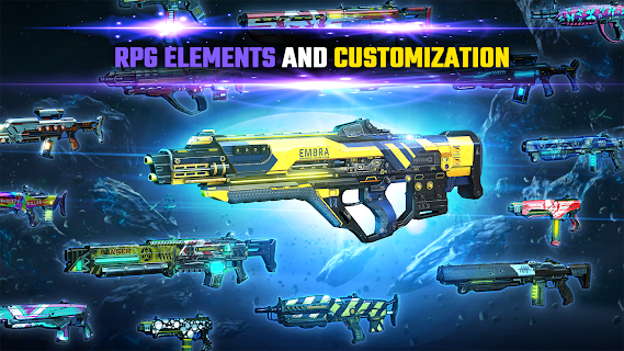 Screenshot 4: SHADOWGUN LEGENDS