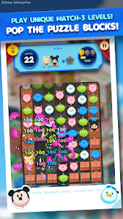 Screenshot 1: Disney POP TOWN | โกลบอล