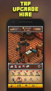 Screenshot 3: ForgeCraft - Idle Tycoon. Crafting Business Game.