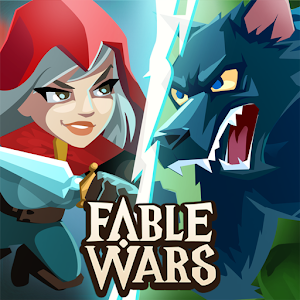 Icon: Fable Wars: Epic Puzzle RPG