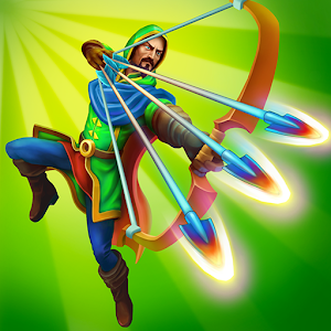 Icon: Hunter: Master of Arrows