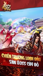 Screenshot 1: Hiên Viên Mobile