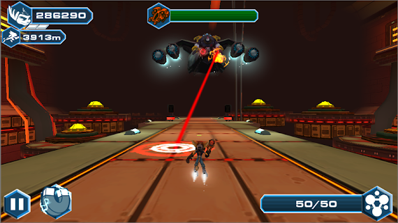 Screenshot 3: Ratchet and  Clank: BTN