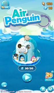 Screenshot 1: Air Penguin Origin