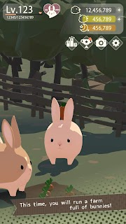 Screenshot 1: Bunny More Cuteness Overload