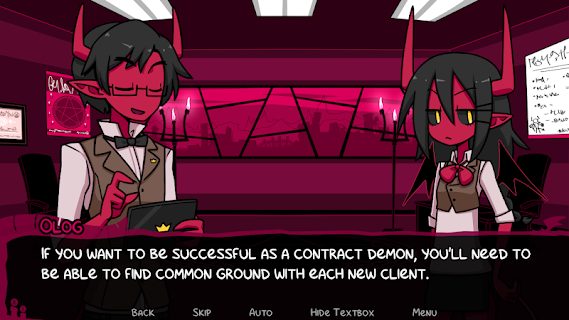 Screenshot 4: Contract Demon