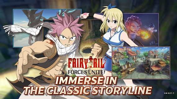 Screenshot 4: FAIRY TAIL: Forces Unite! | อังกฤษ