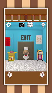 Screenshot 4: Animal Restaurant -EscapeGame-