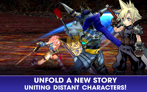 Screenshot 4: DISSIDIA FINAL FANTASY OPERA OMNIA | English