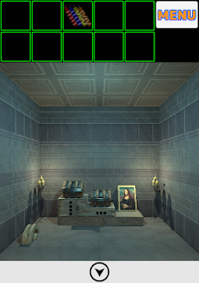 Screenshot 3: 【WELCOME TO MONSTER HOUSE!】Escape The Room 7