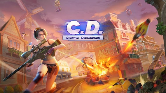 Screenshot 1: Creative Destruction