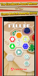 Screenshot 1: FILLIT