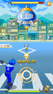 Screenshot 1: Batting Hero