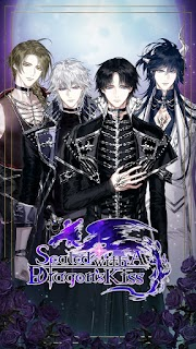 Screenshot 1: Sealed With a Dragon's Kiss: Otome Romance Game