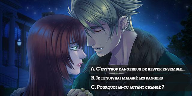 Screenshot 2: Amour Sucré - Otome games / Romance