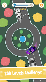 Screenshot 1: Traffic Control