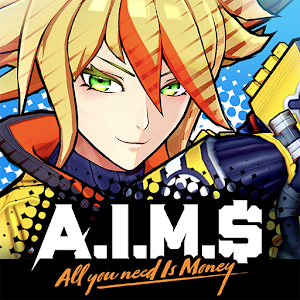 Icon: A.I.M.$ -All you need Is Money-