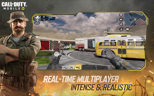 Screenshot 3: Call of Duty: Mobile | Chinois Traditionnel