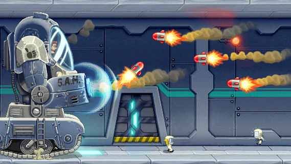 Screenshot 4: Jetpack Joyride