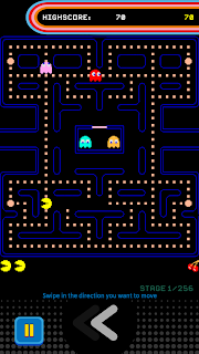 Screenshot 2: PAC-MAN