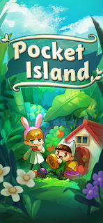 Screenshot 1: Pocket Island - Puzzle Game