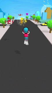 Screenshot 1: Air Kicker