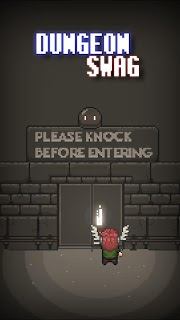 Screenshot 1: Dungeon Swag : 슬라임 던전