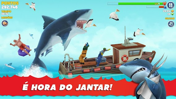 Screenshot 1: Hungry Shark Evolution | Global