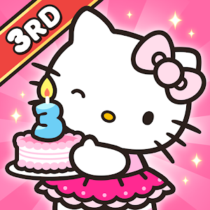 Icon: Hello Kitty Friends - Tap & Pop, Adorable Puzzles