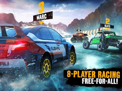 Screenshot 4: Asphalt Xtreme: Rally Racing